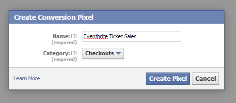 ticket sales tracking form